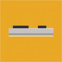 Placa Eléctrica-Placa Indução